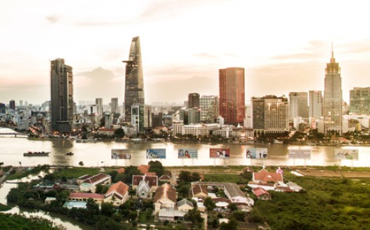 Văn phòng cho thuê TP HCM sôi động nhất 10 năm
