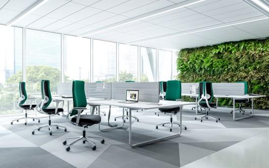 Có nên thiết kế văn phòng theo không gian mở?