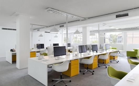 Bí kíp thiết kế nội thất văn phòng tốt nhất